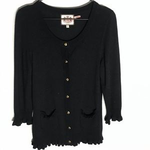 💛 Juicy couture wool/ cashmere cardigan